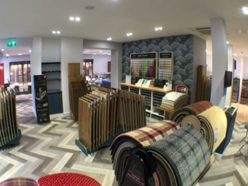 Jim's Carpets - visit the showroom